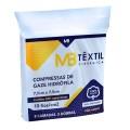 Compressa de Gaze 13 Fios Não Estéril - MB Textil